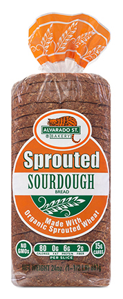 Alvarado St. Sprouted Sourdough