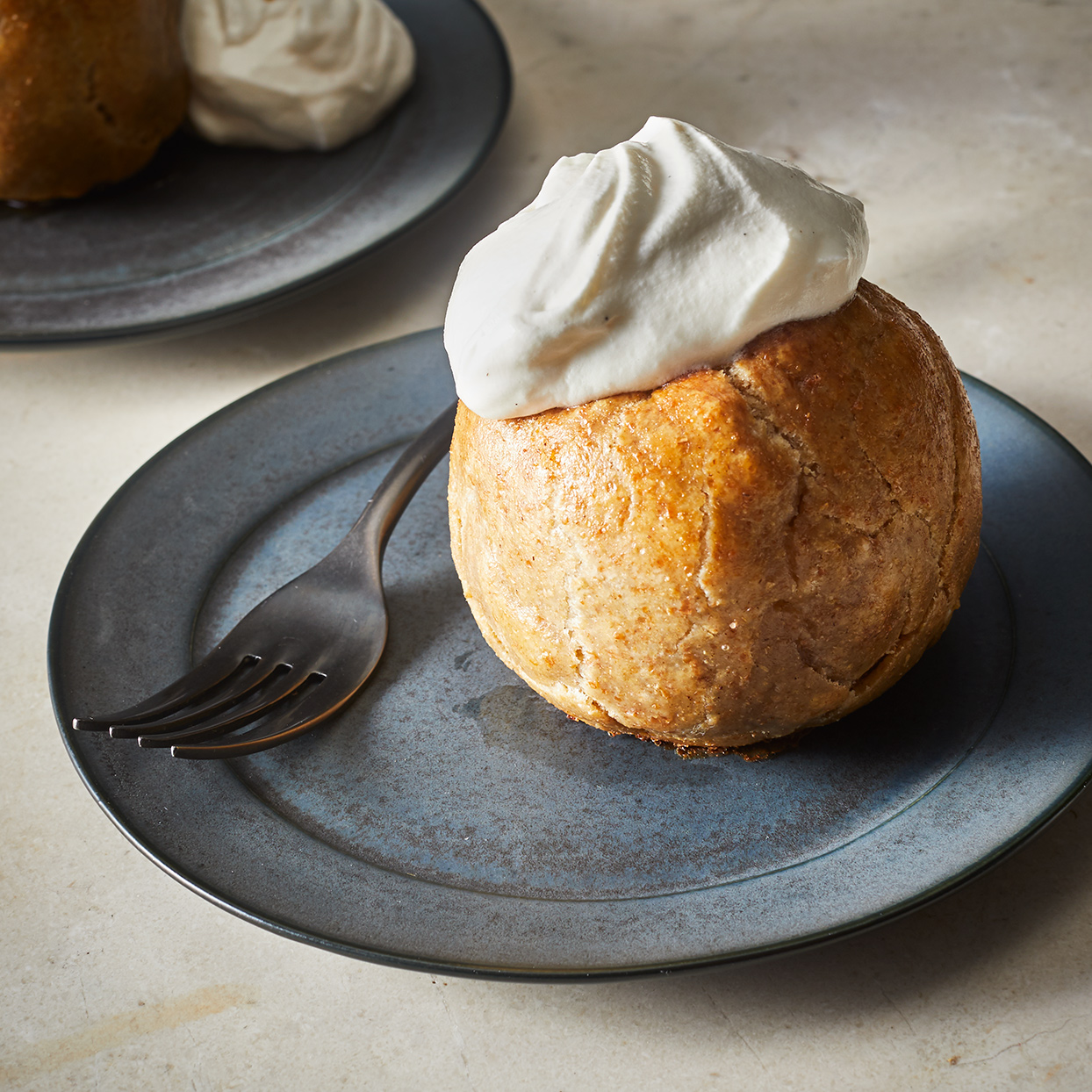 Lightened-Up Apple Dumplings
