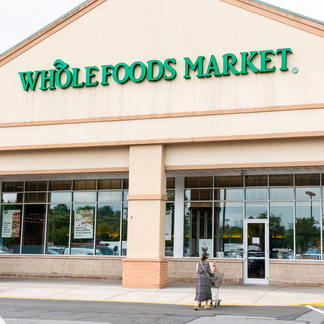Whole Foods Market storefront