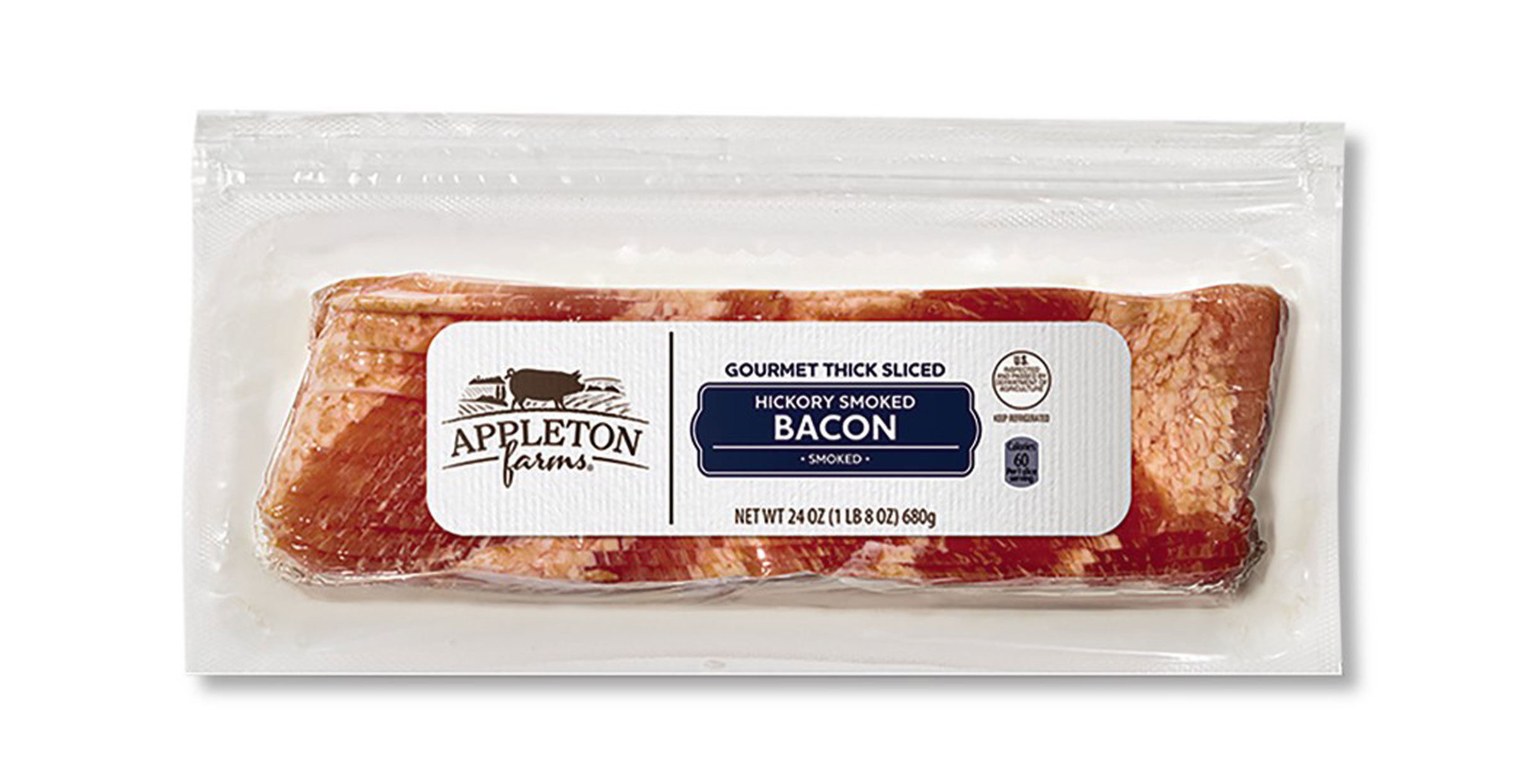 Appleton packaged bacon