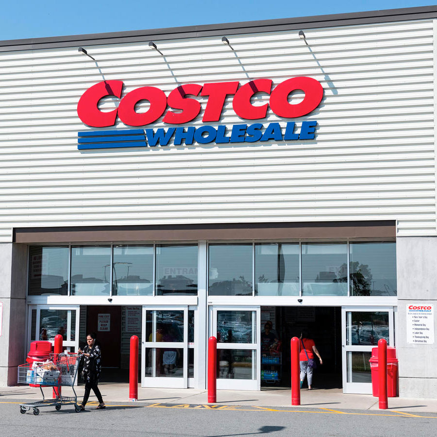 Costco Wholesale storefront