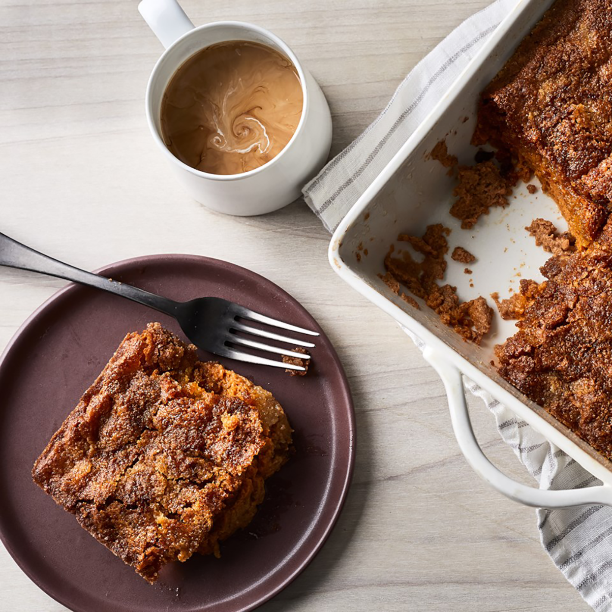 Easy Pumpkin Dump Cake with Streusel Topping