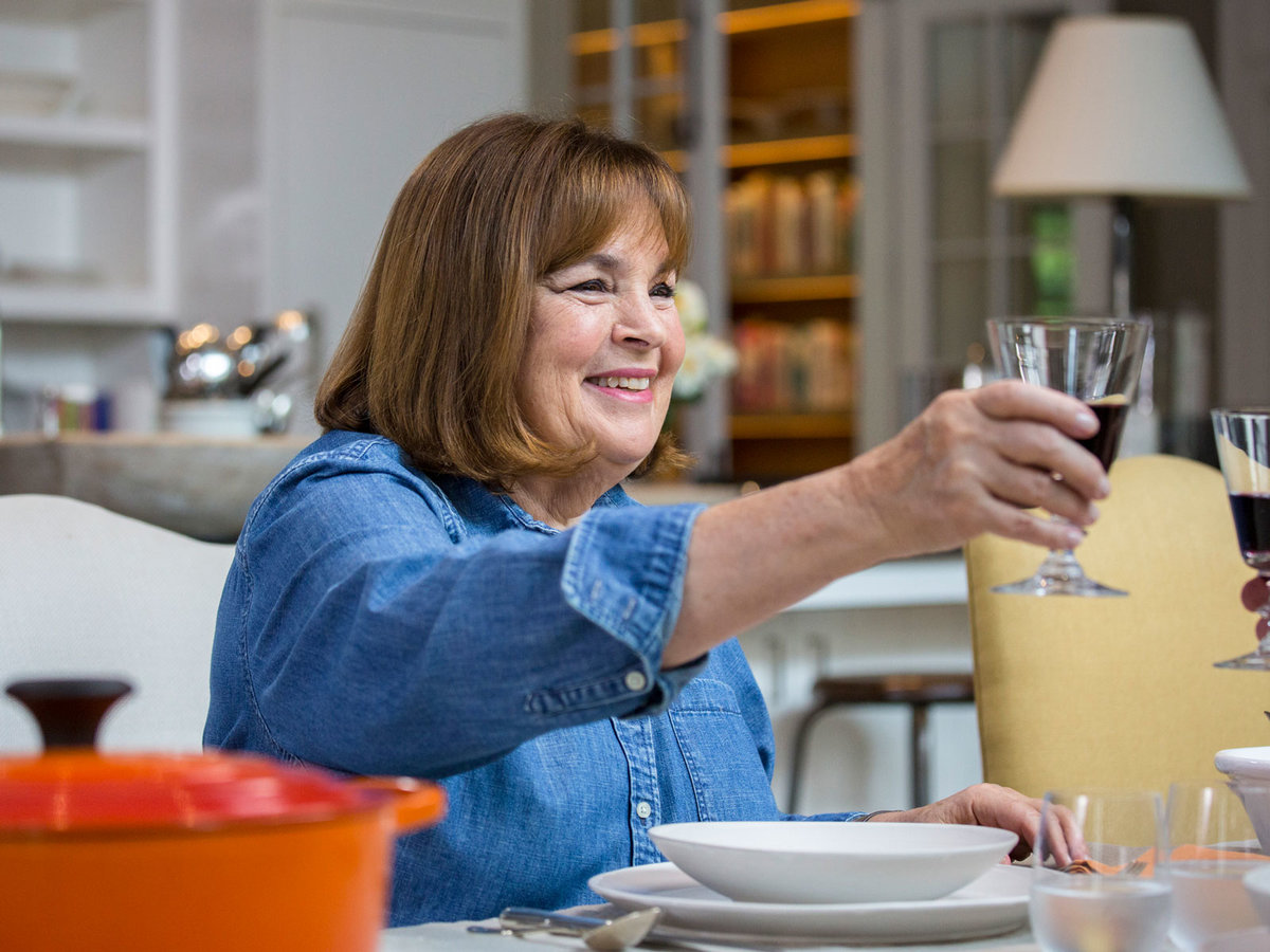 SUNDAY TODAY WITH WILLIE GEIST -- Pictured: Ina Garten on October 10, 2018 -- (Photo by: Mike Smith/NBC/NBCU Photo Bank via Getty Images)