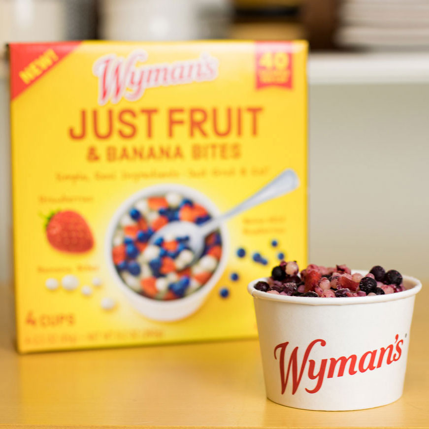 wymans fruit bites