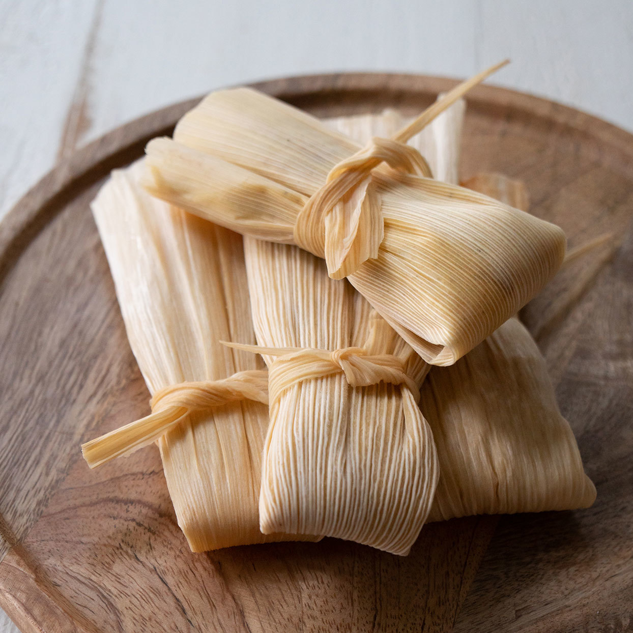 Tamales in Corn Husks