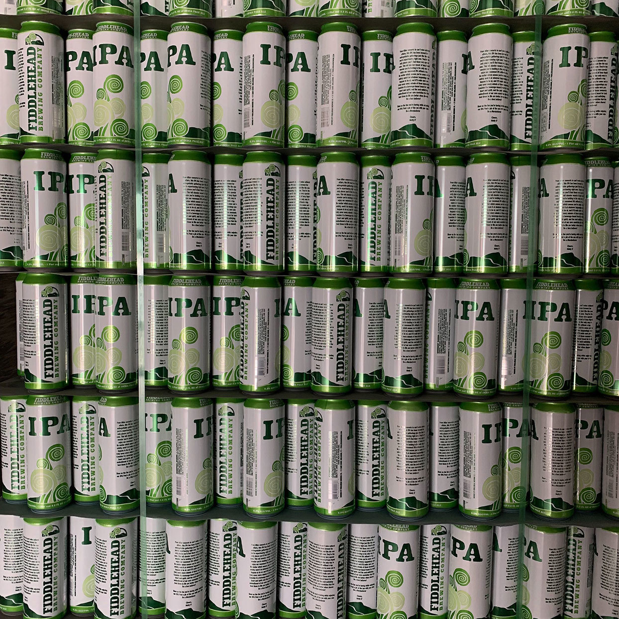 The elusive IPA, canned for special events
