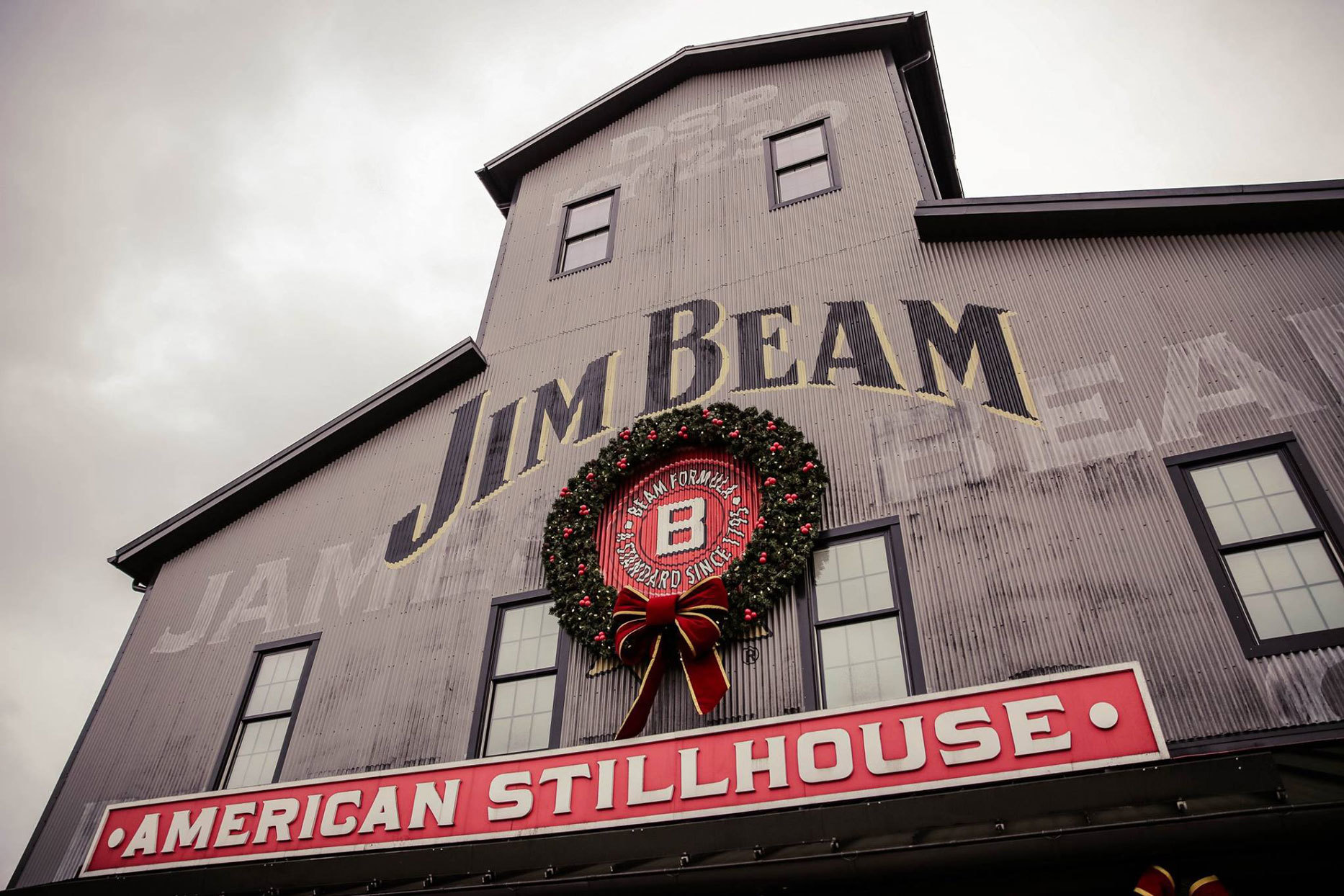 Jim Beam American Stillhouse building