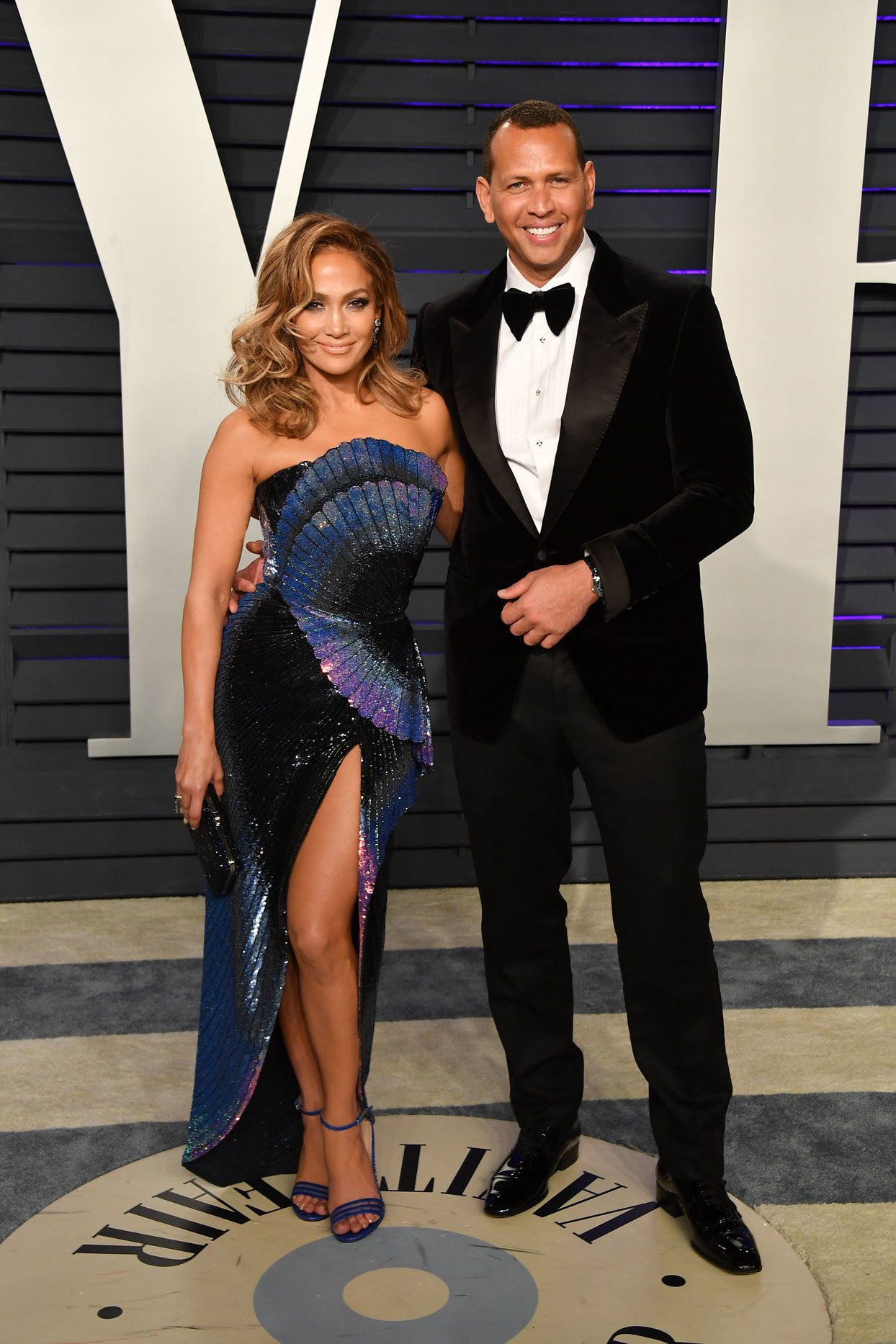 J.Lo and Alex Rodriguez