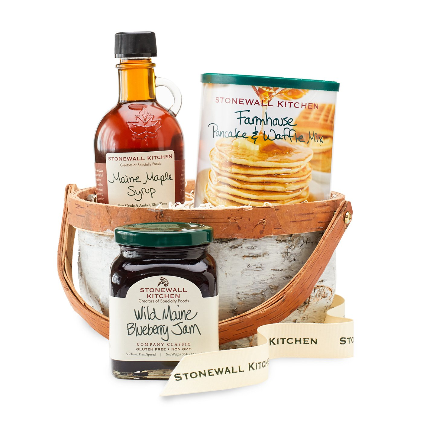 Stonewall Kitchen Breakfast Basket