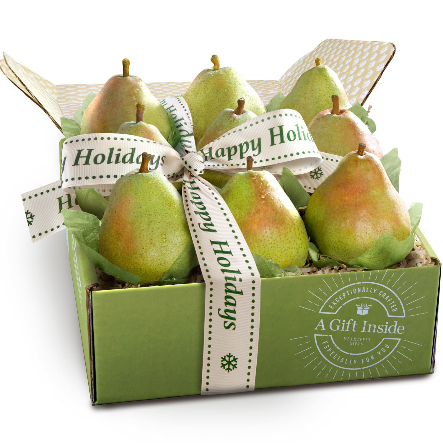 California Golden State Pears Gift Set