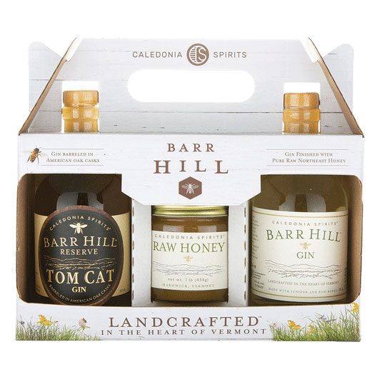 Bar Hill Gin gift set
