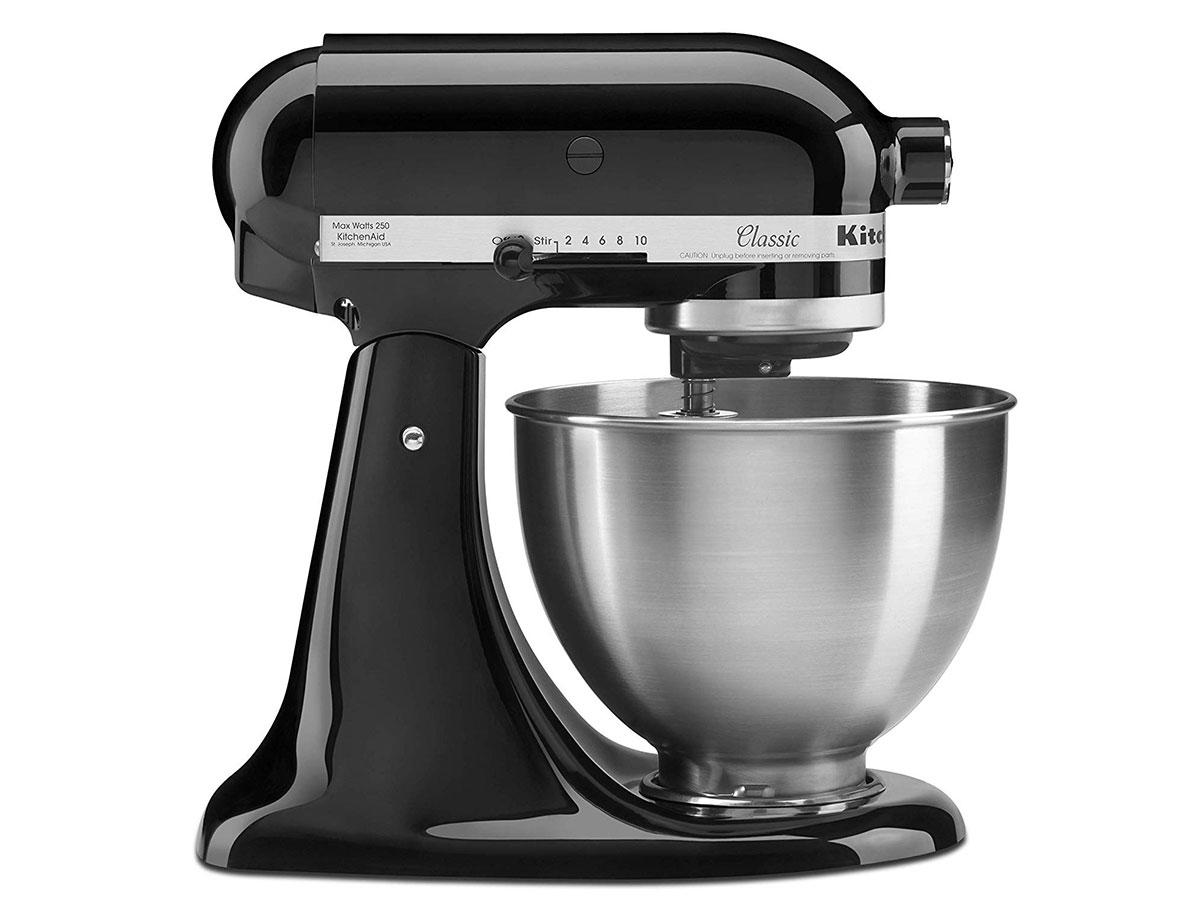KitchenAid Stand Mixer in Onyx Black