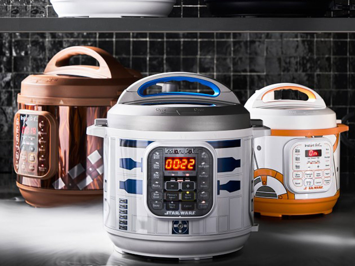 Star Wars themed Instant Pots