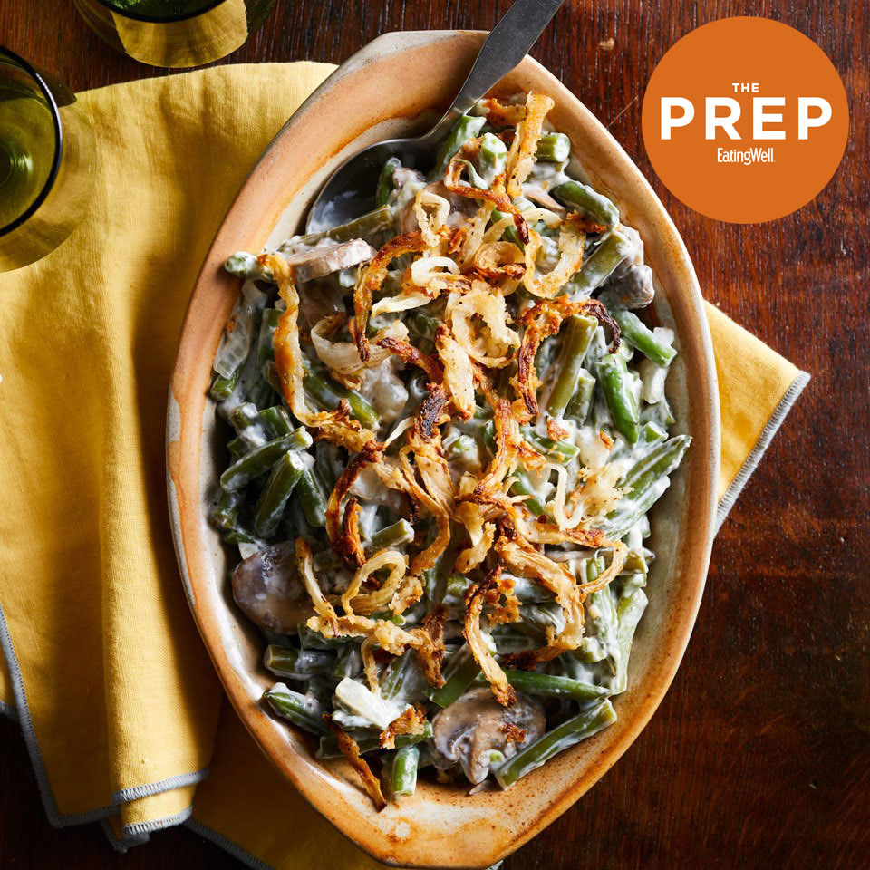 Green Bean Casserole | ThePrep EatingWell