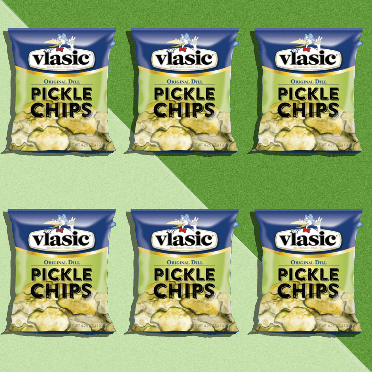 Vlasic Pickle Chips