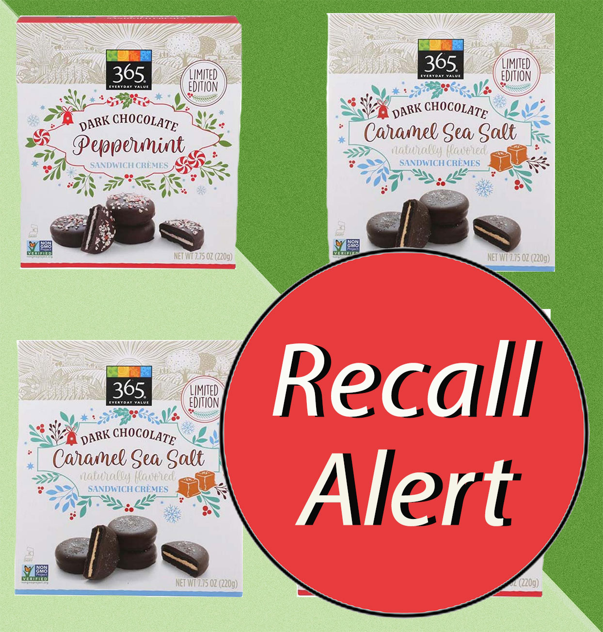 Whole Foods Sandwich Cookies Recall