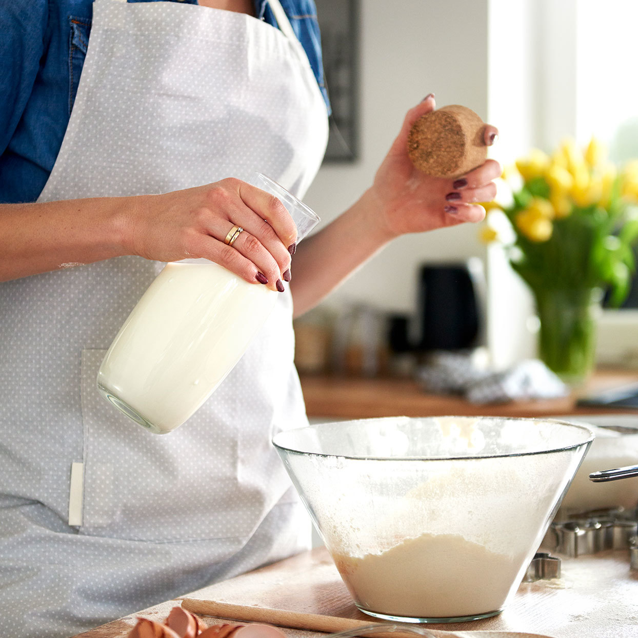 What Is Buttermilk and What Can I Substitute for It?
