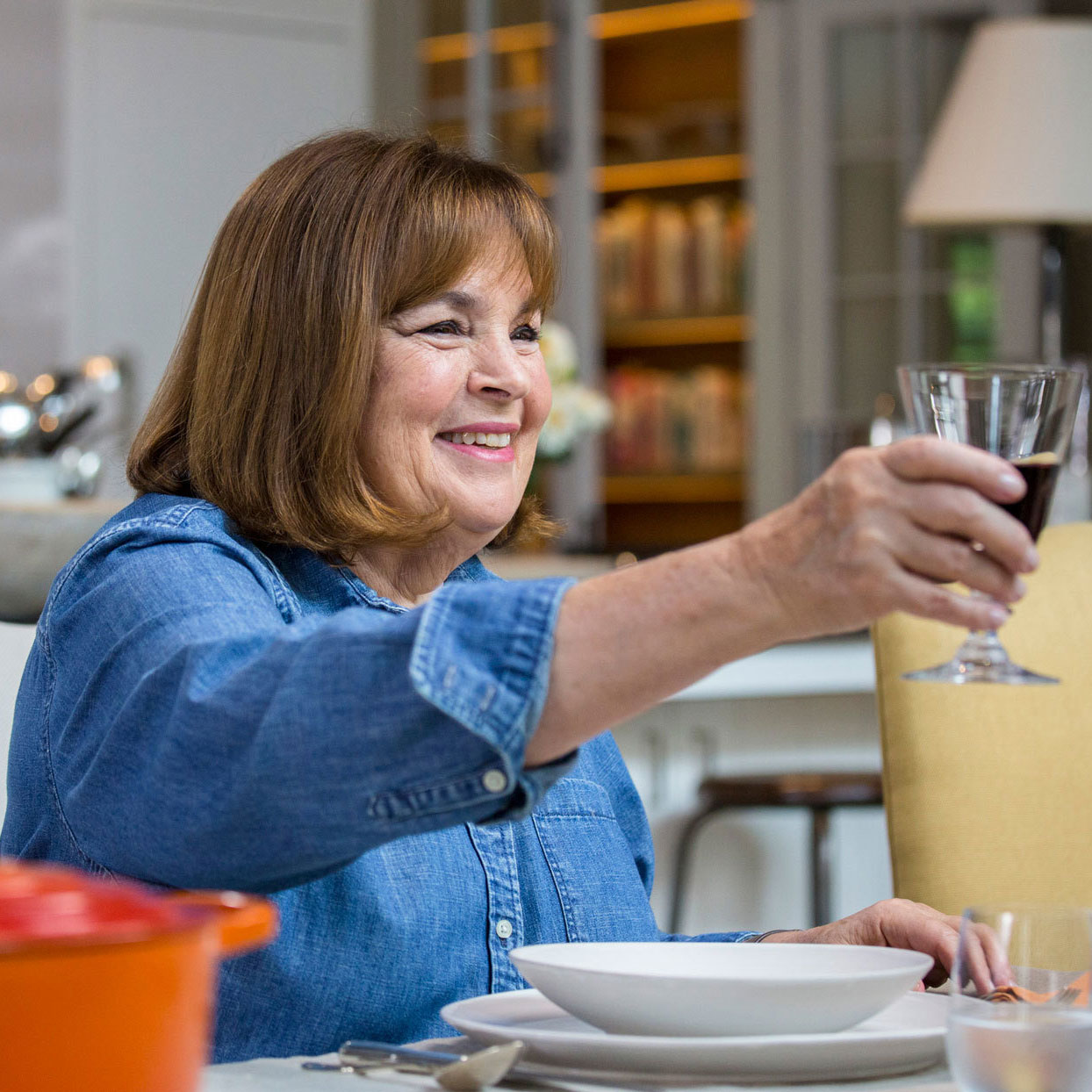 Ina Garten Just Shared Her Favorite Cold-Weather Soup Recipe—and We Can't Wait to Make It