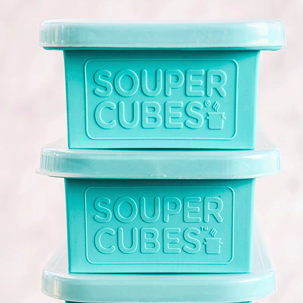 SOUPer Cubes containers