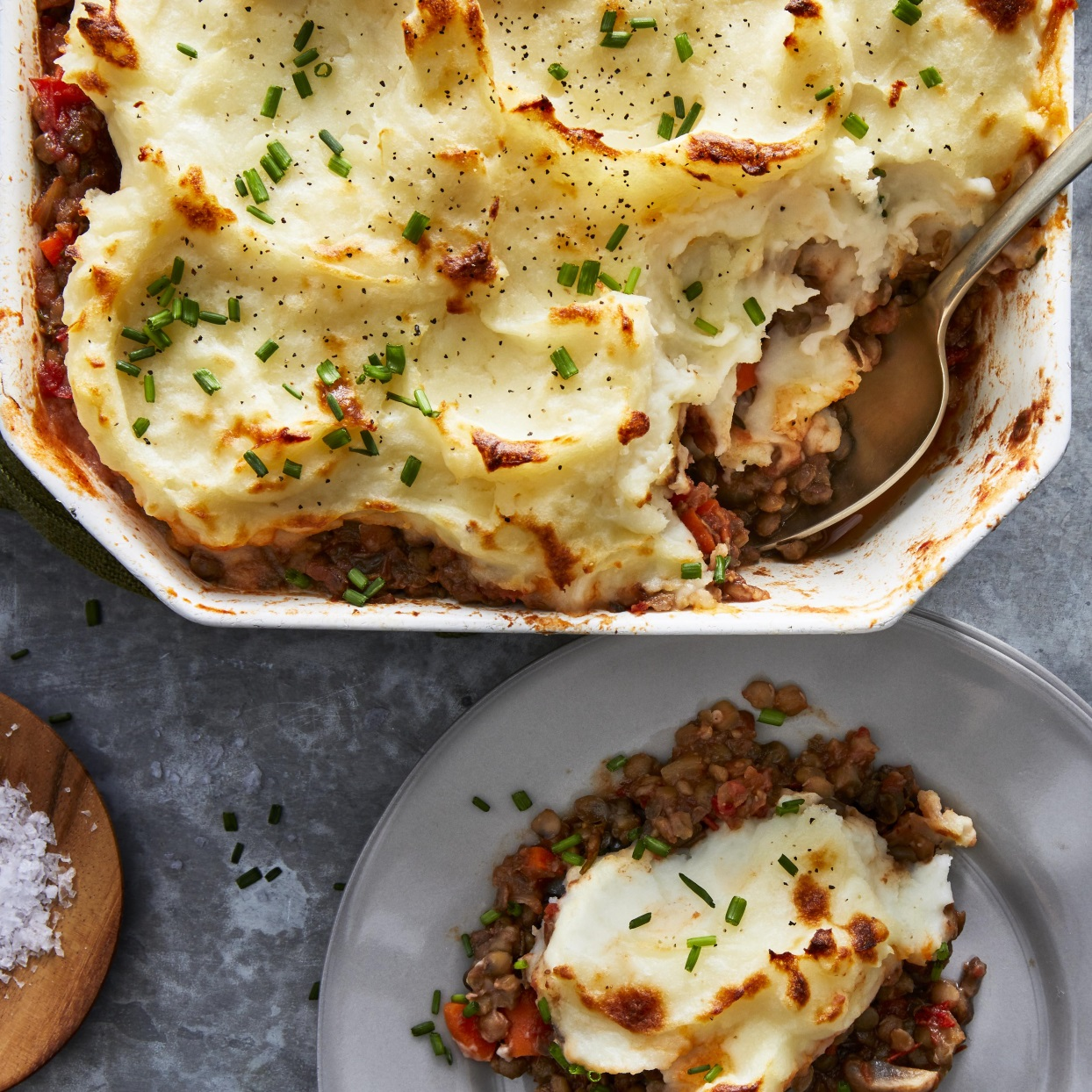 Vegan Shepherd's Pie
