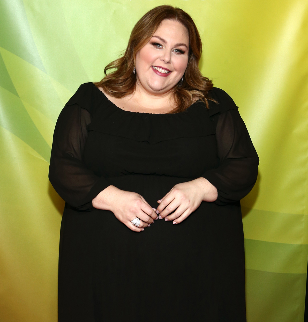 This Is Us' Chrissy Metz Opens Up About Her Weight Issues: 'It's About Progress, Not Perfection'