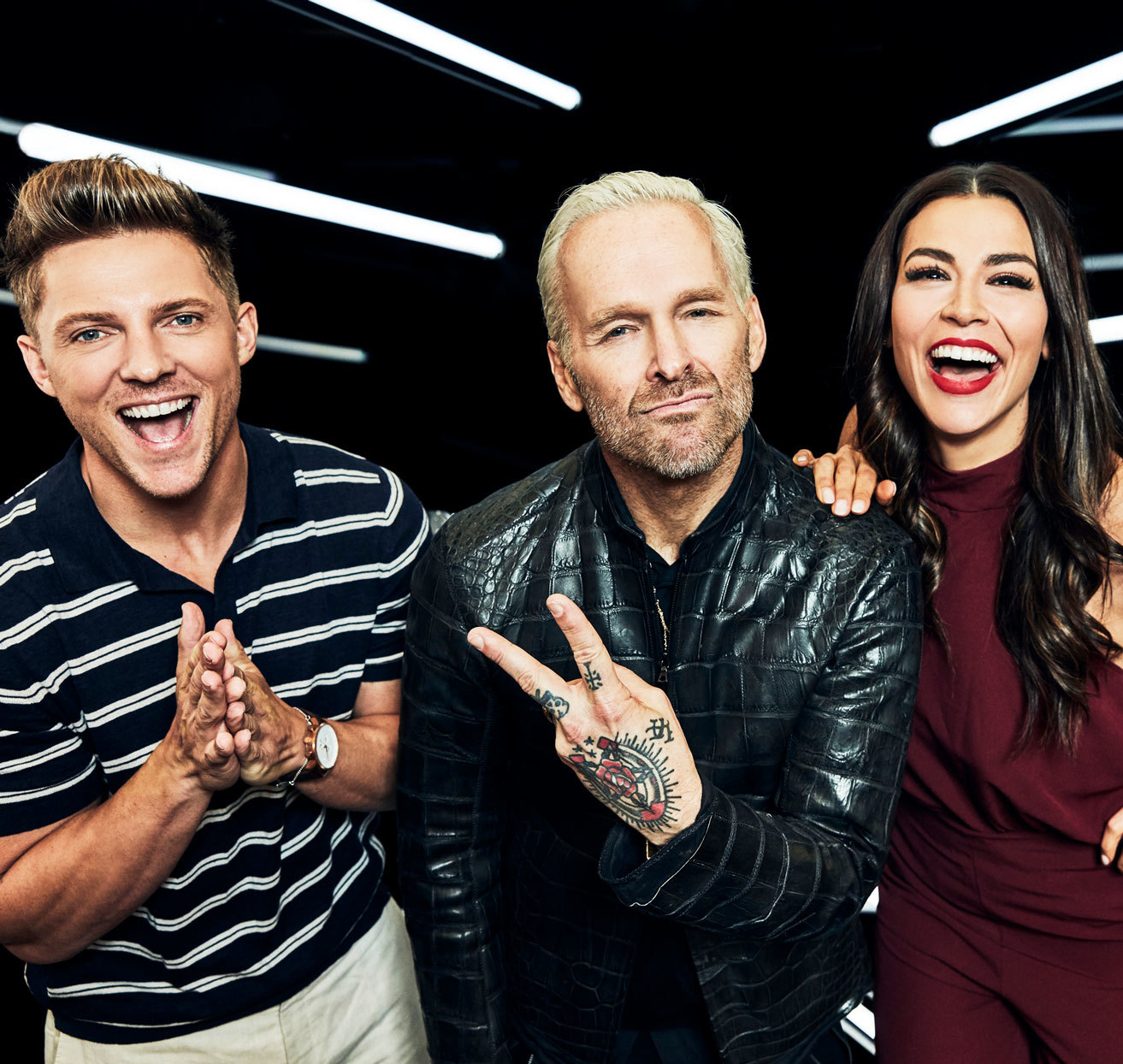 The Biggest Loser 2020 Reboot - stars of the show