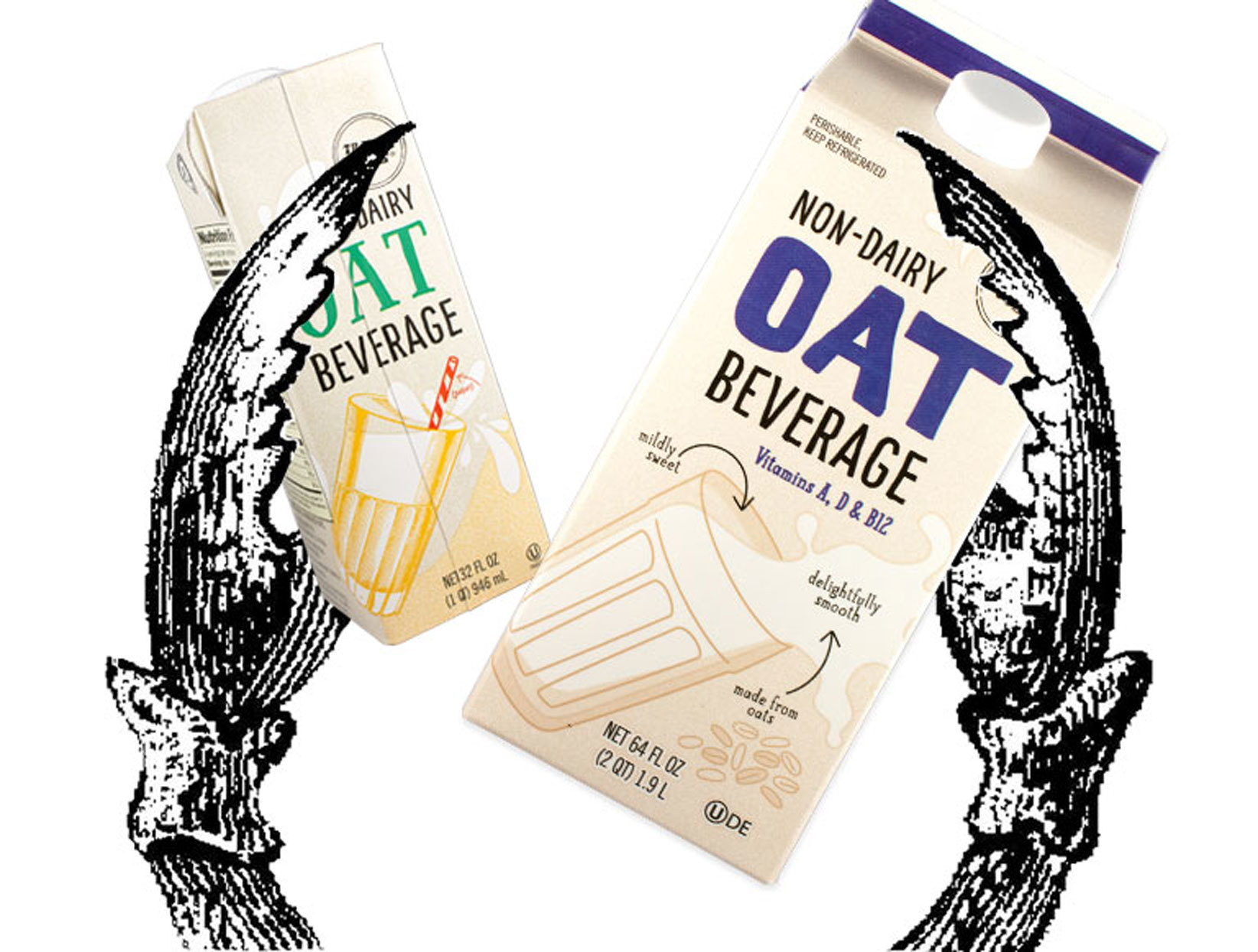trader joe's non-dairy oat beverage