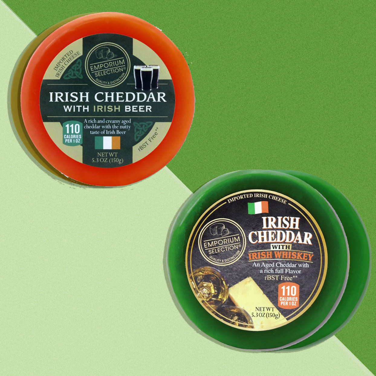 Aldi Irish Cheese