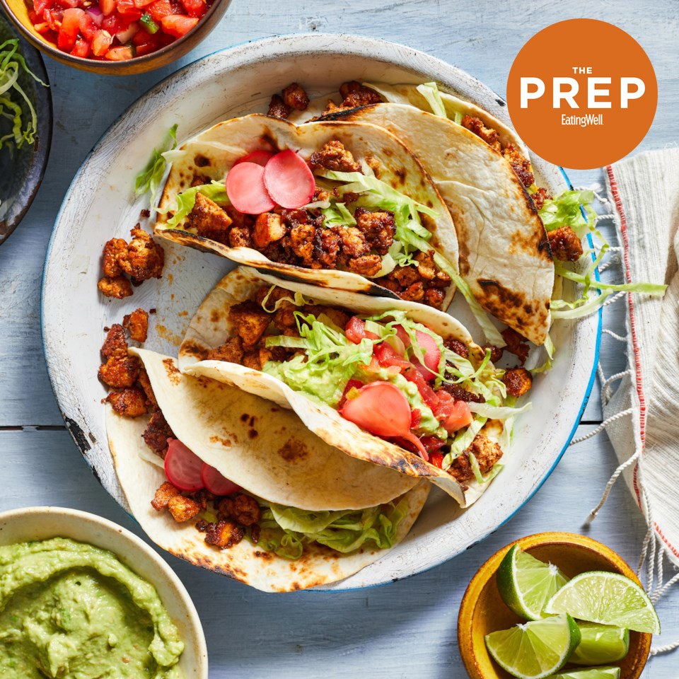 ThePrep: 30-Minute Vegan Dinners Even Meat Lovers Will Love