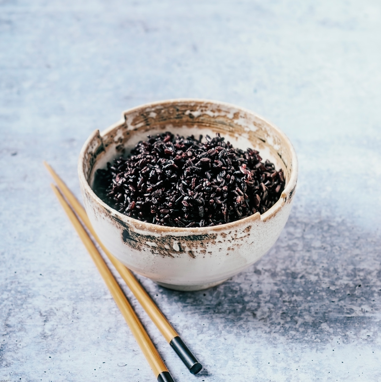 The Health Benefits of Black Rice