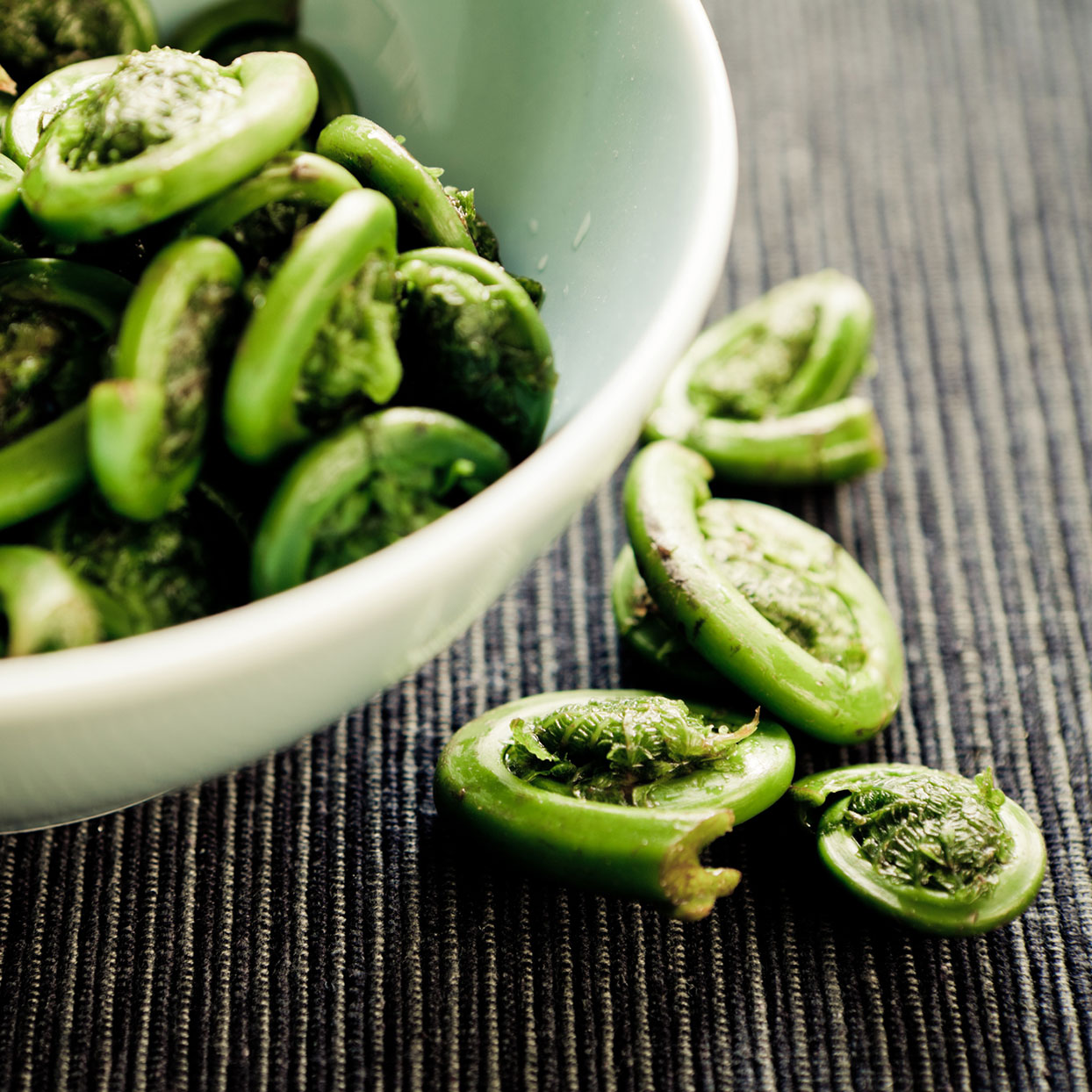 What Are Fiddlehead Ferns and How Do I Use Them in Cooking?