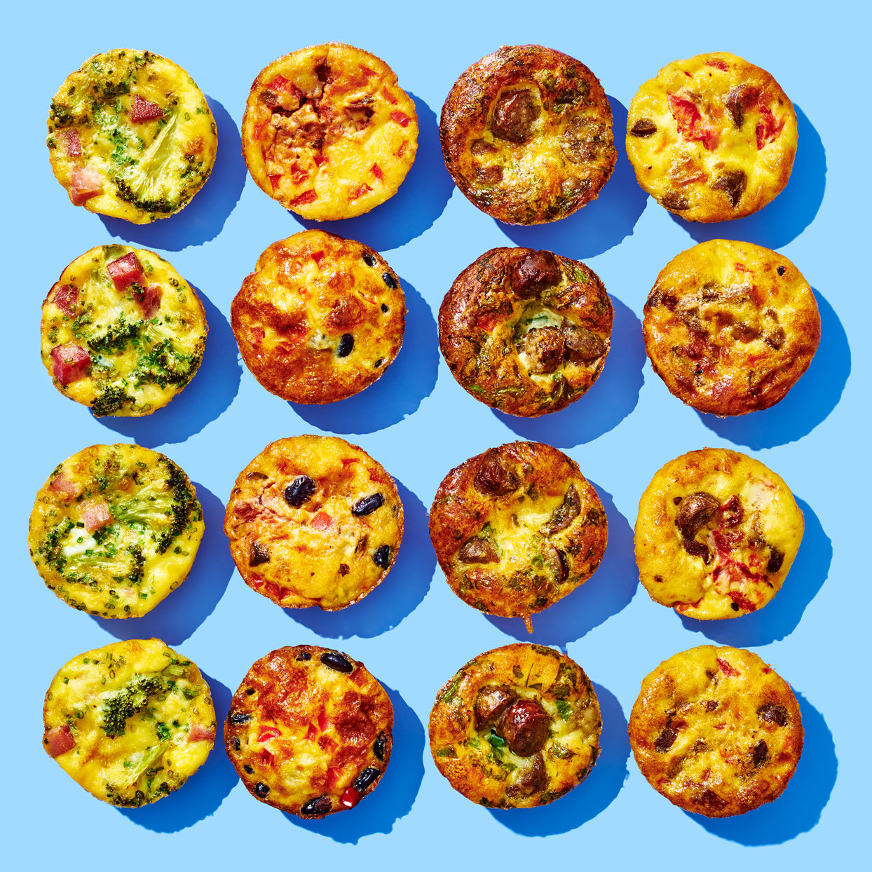 How to Meal-Prep Grab-&-Go Muffin-Tin Eggs for Easy Breakfasts