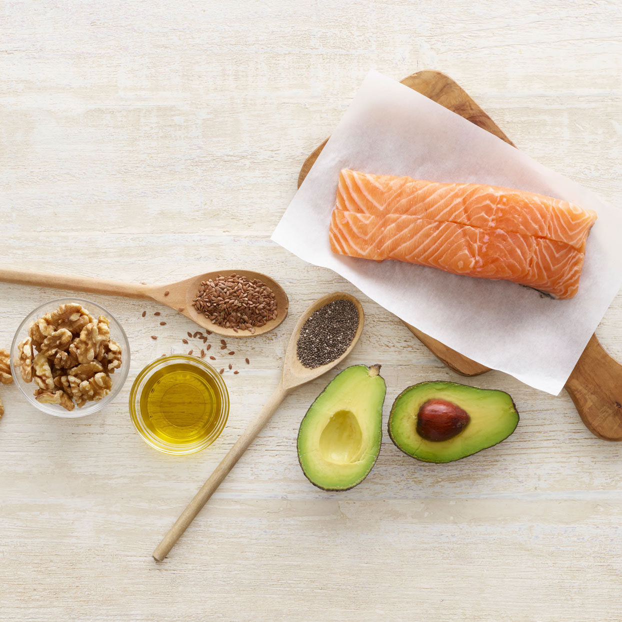 foods with Omega-3