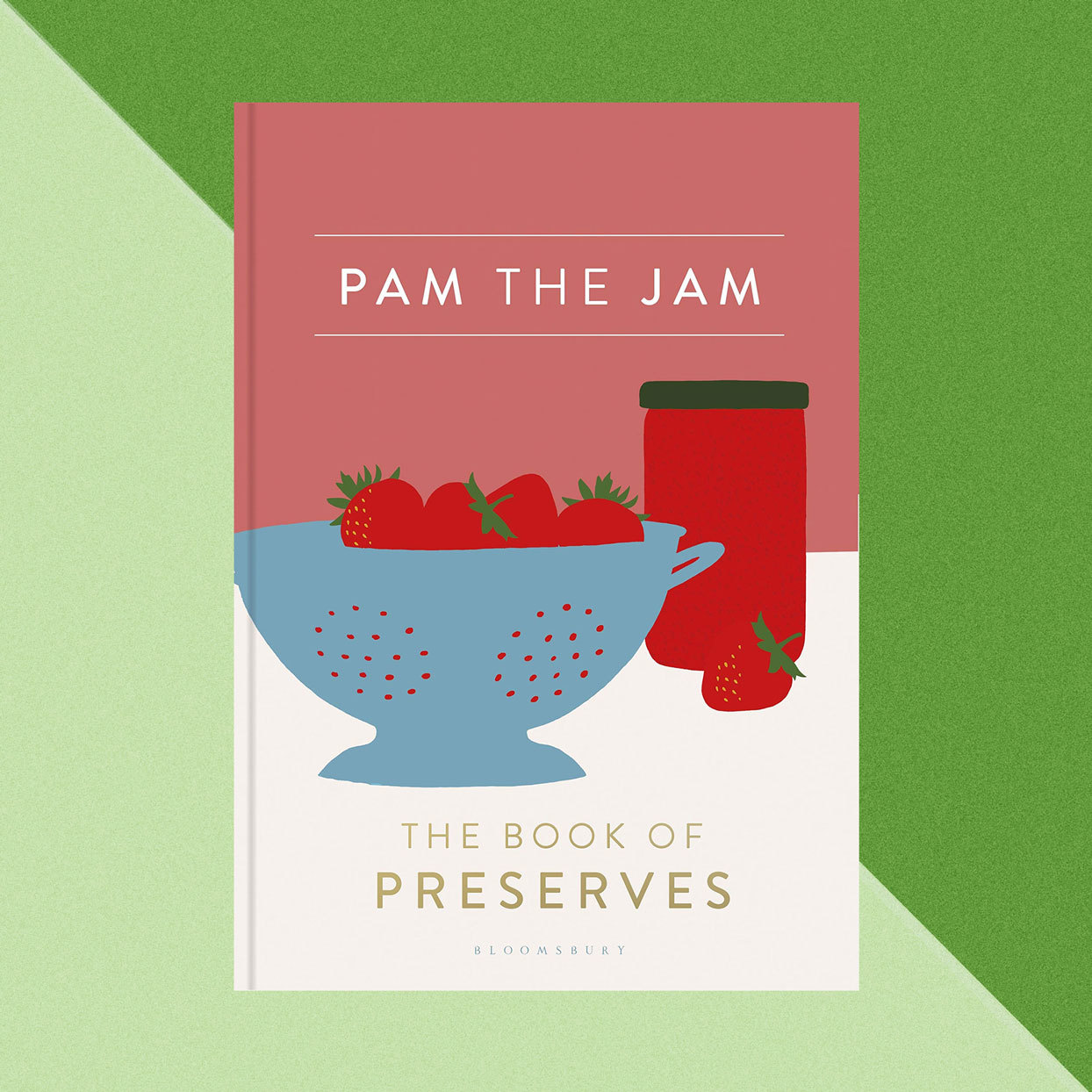 pam the jam cookbook cover