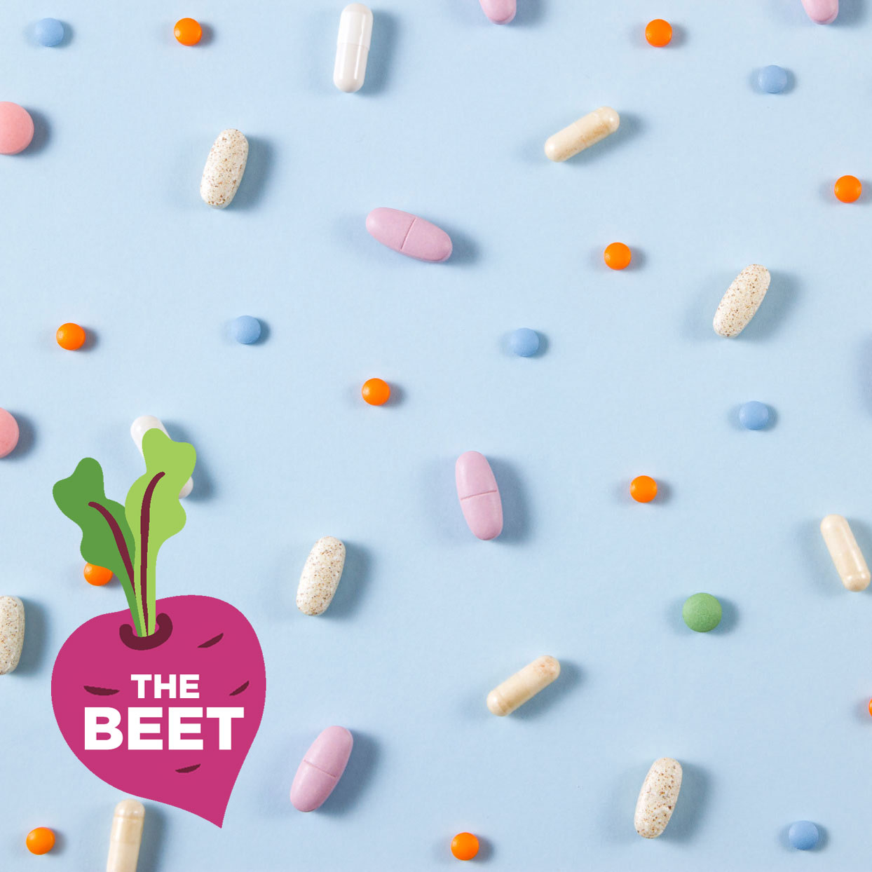 The Beet - multivitamins / supplements