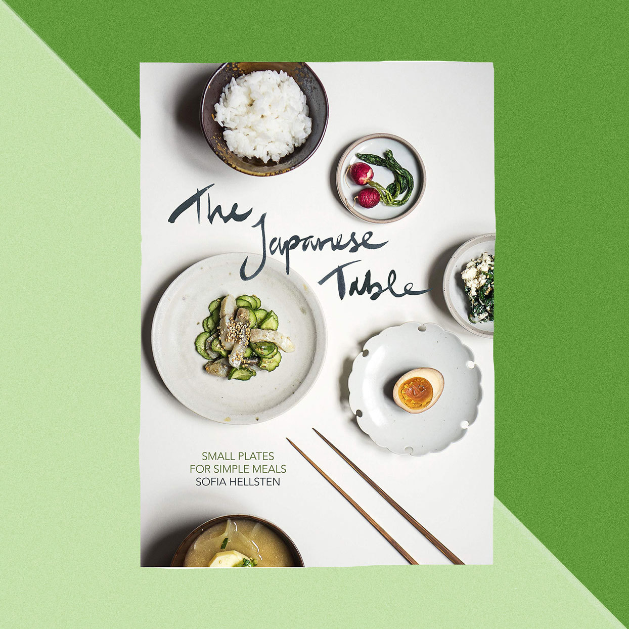 The Japanese Table cookbook cover