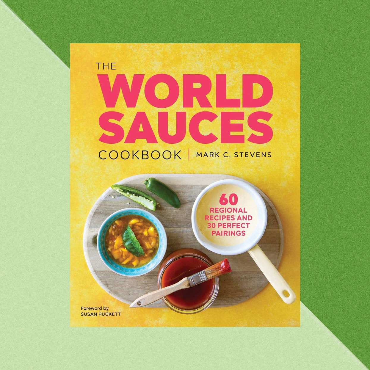 the world sauces cookbook