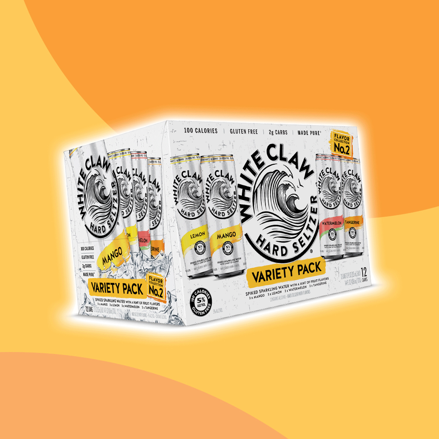 Case of White Claw