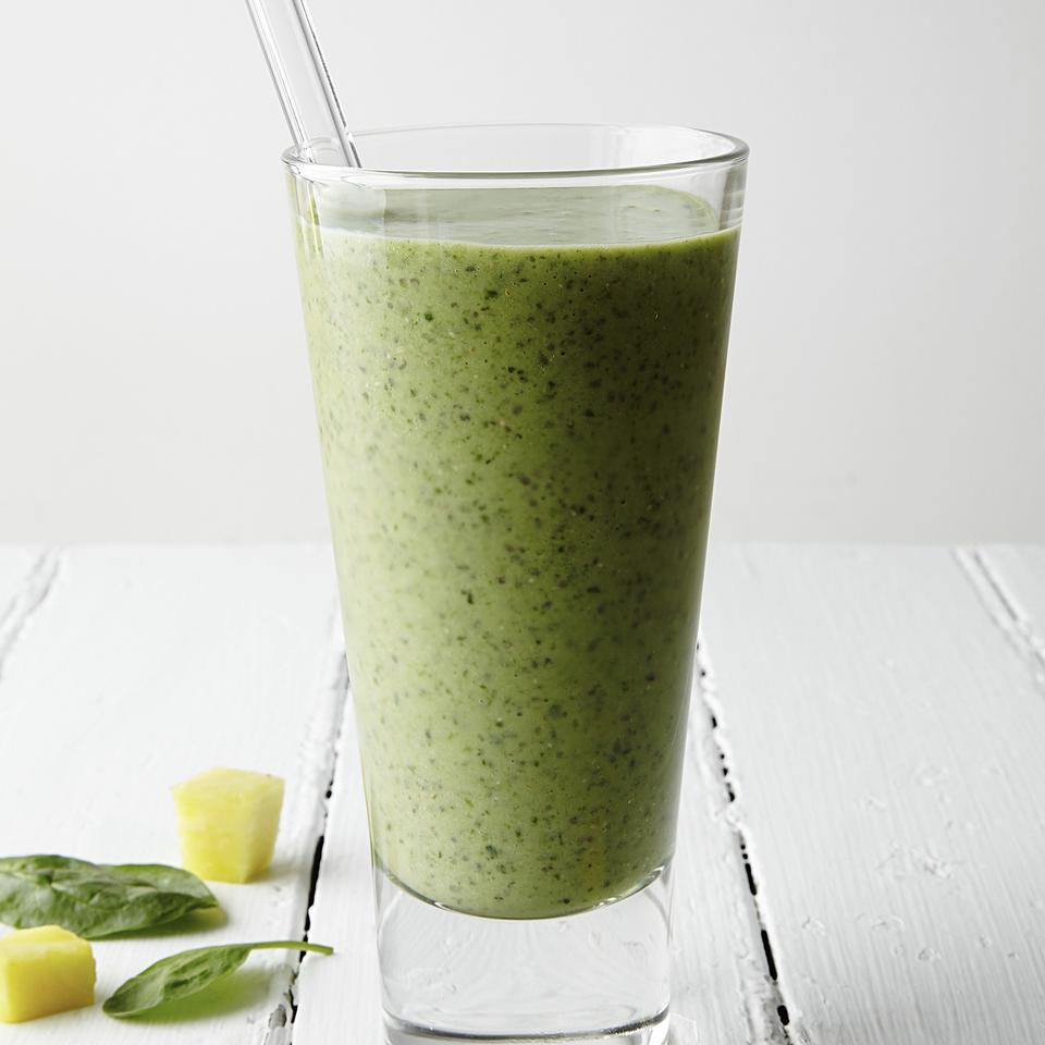 Pineapple Green Smoothie