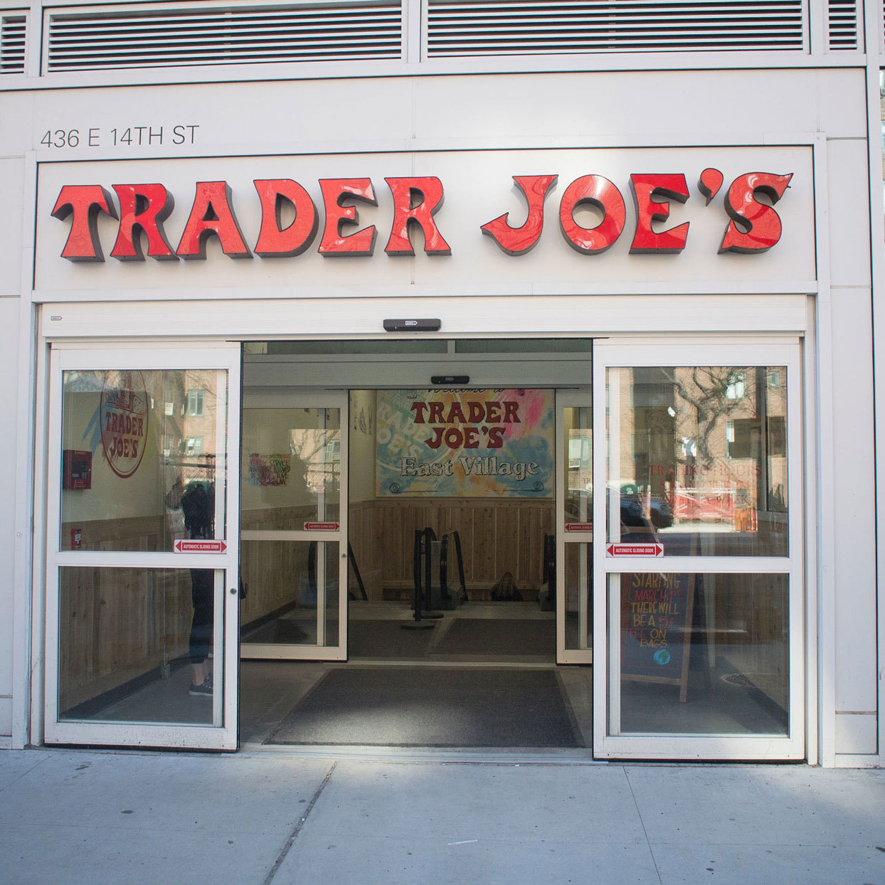 What a Trader Joe's Employee Wishes Grocery Shoppers Would Do During the Coronavirus Pandemic