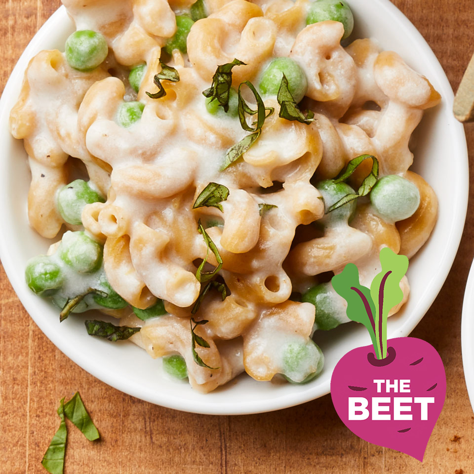 Bowl of Stovetop Mac and Cheese recipe