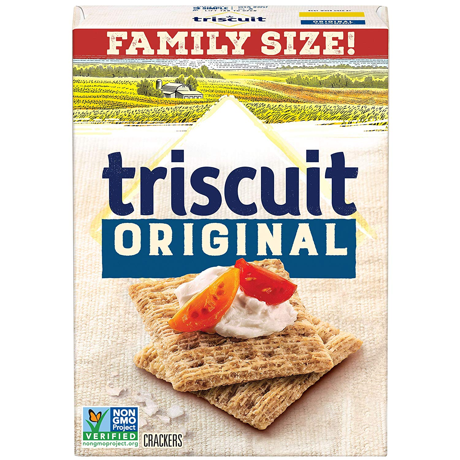 Box of Original Triscuits