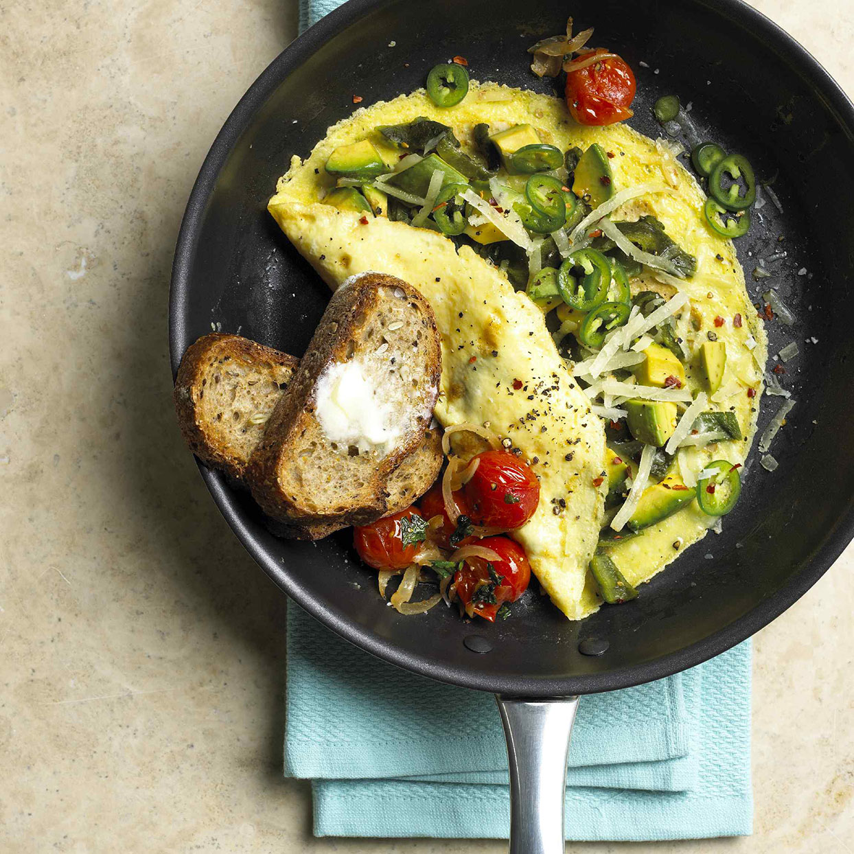 omelet-in-a-pan