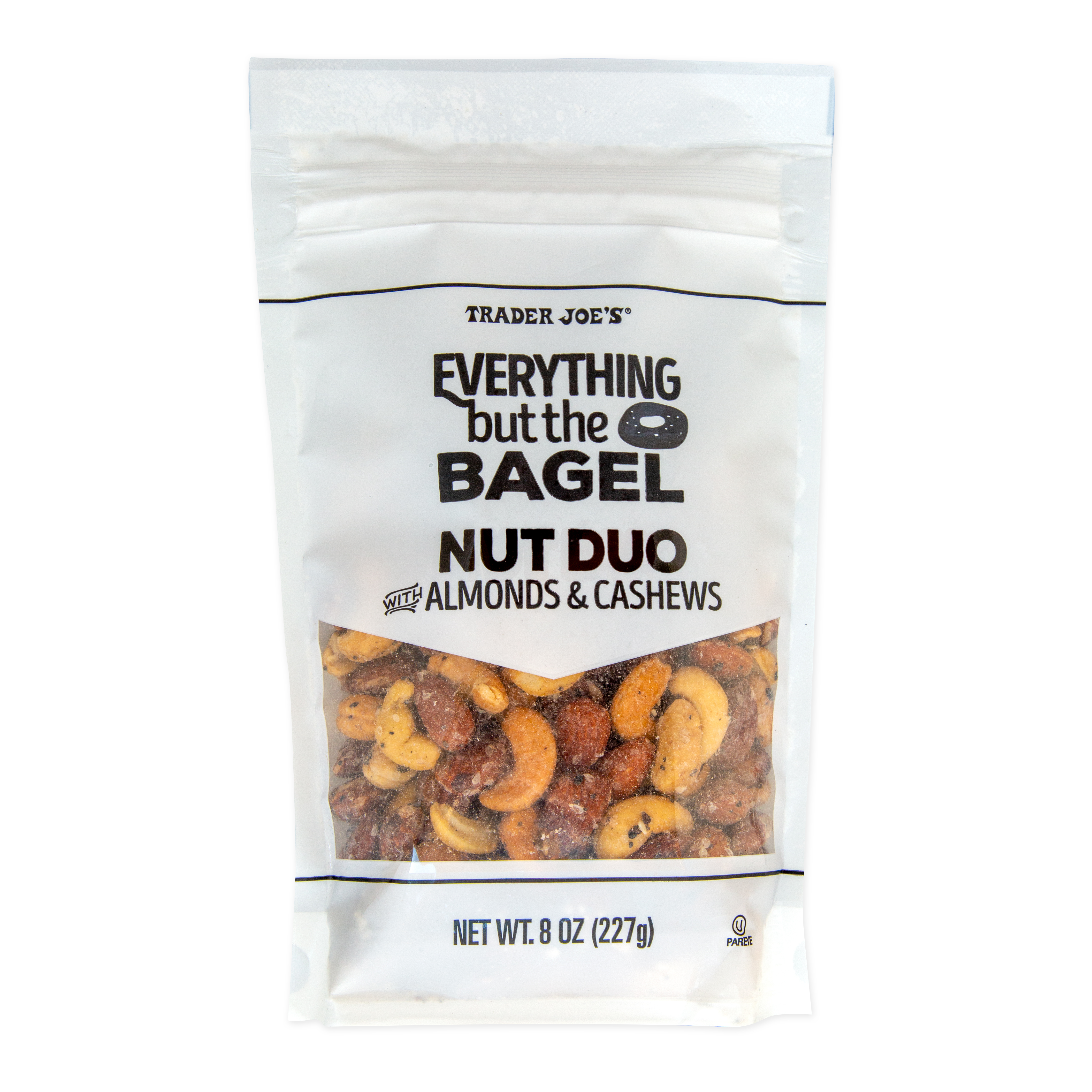everything but the bagel cashews almonds trader joes