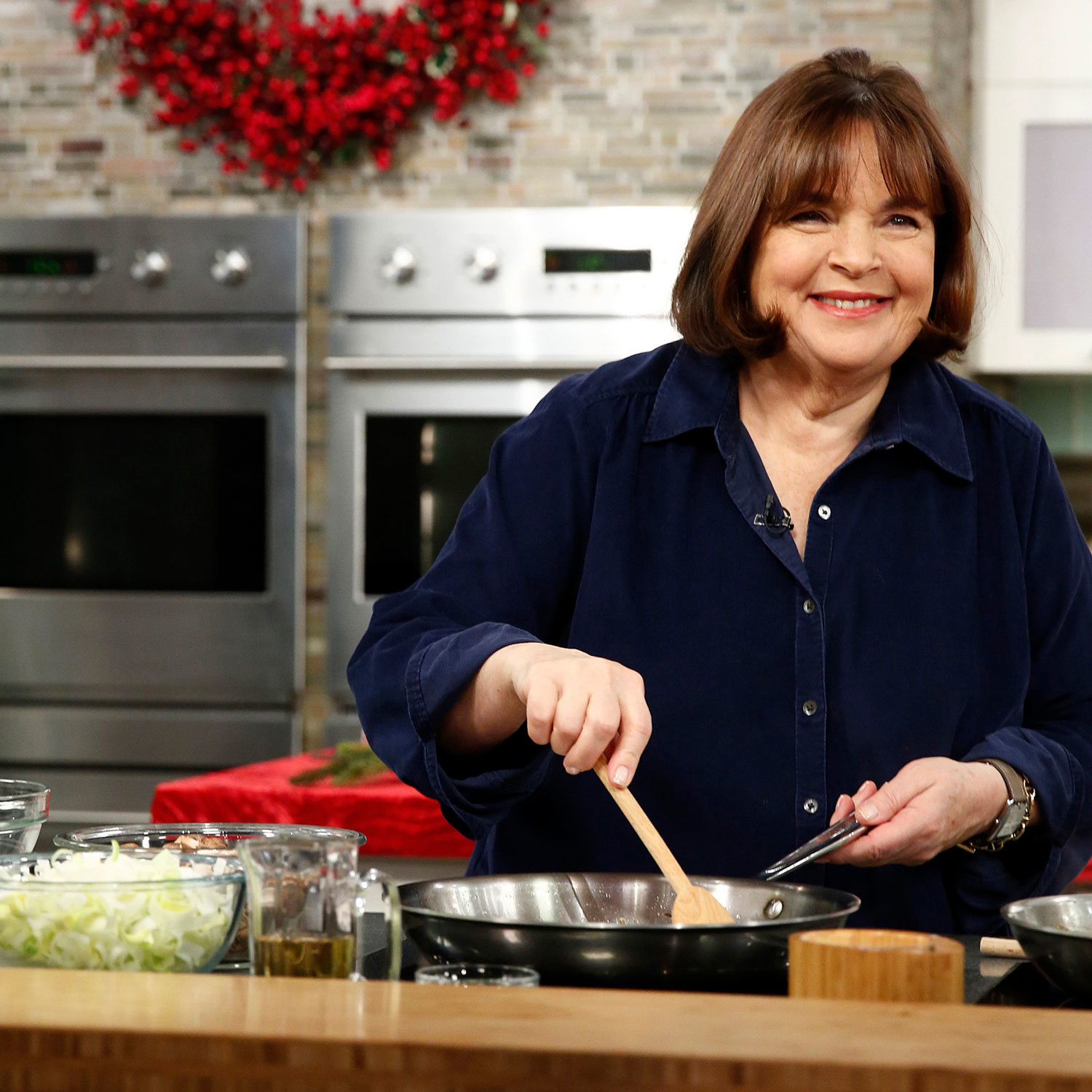 Ina Garten Cooking