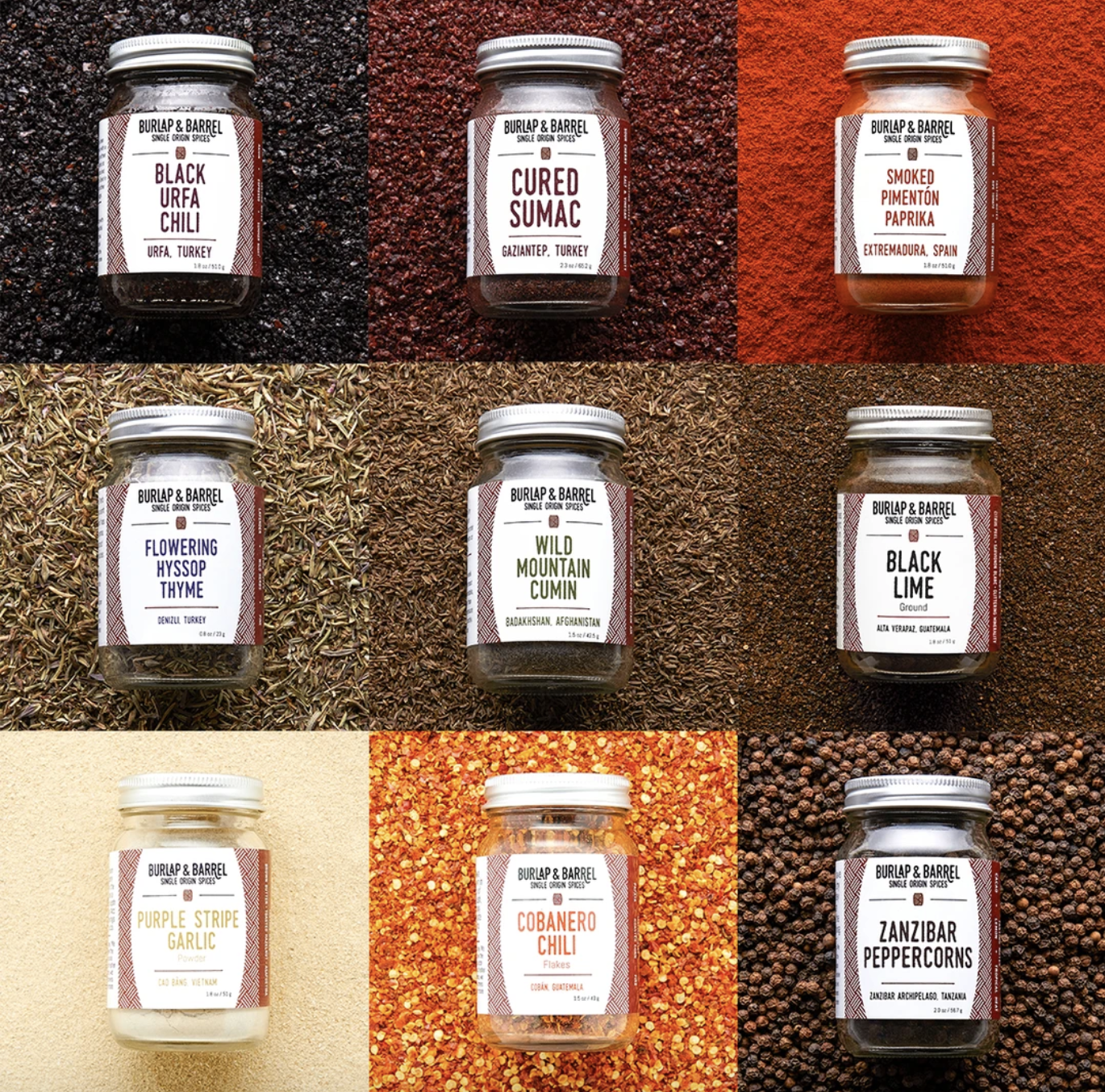 eatingwell spices