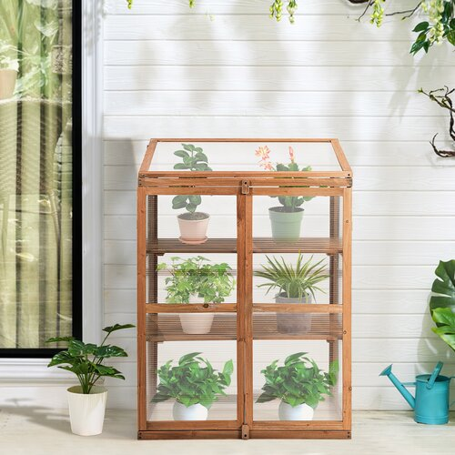 W x D Mini Greenhouse