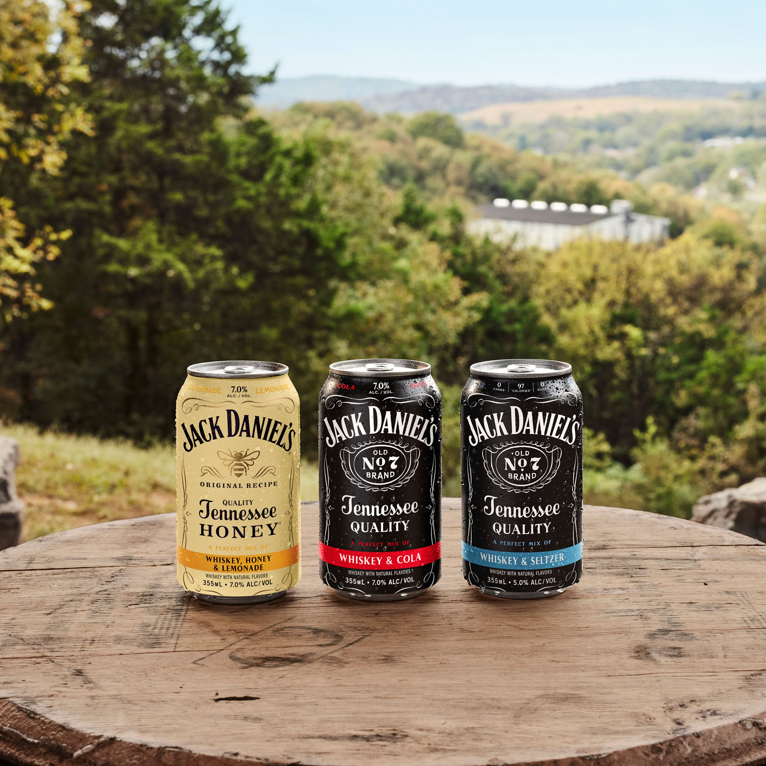 jack daniels canned cocktails