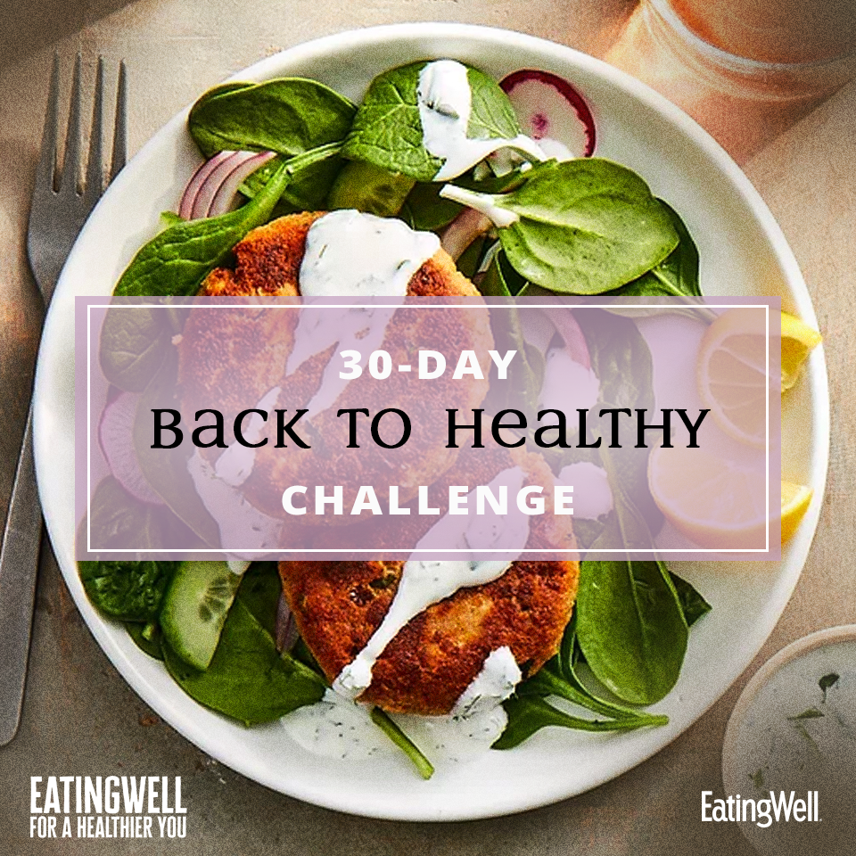 30-Day Back to Healthy Challenge