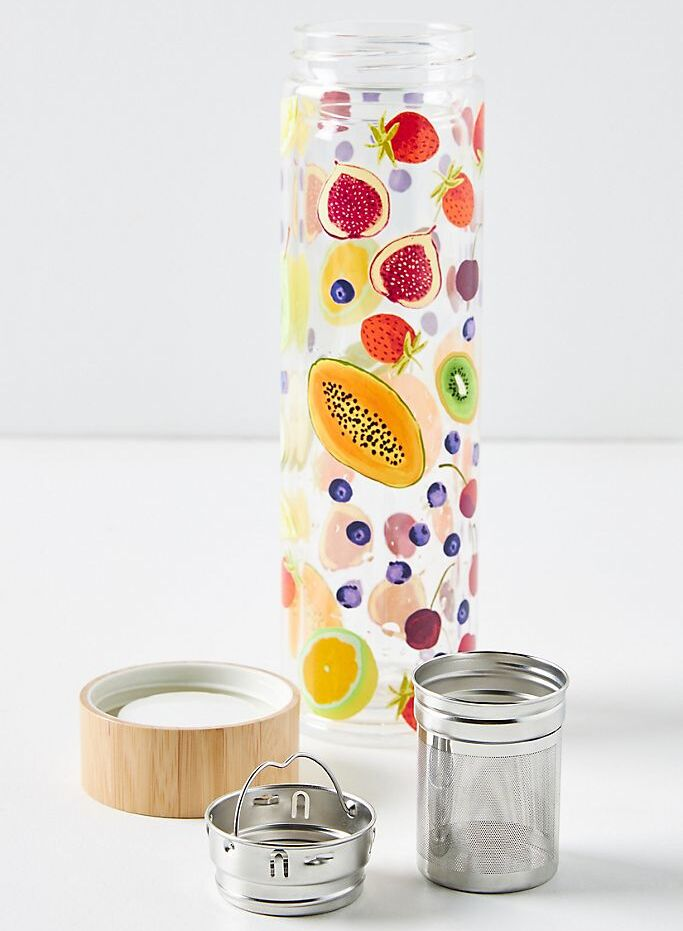 Anthropologie water bottle